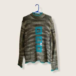 Diesel Crocheted Sweater Size XXL